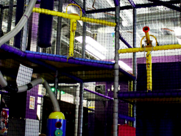 Partyman World Of Play Wembley Harrow