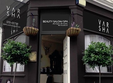 Varsha Beauty and Spa in Harrow
