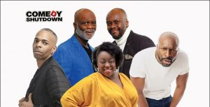 COBO : Comedy Shutdown Black History Month Special - Harrow