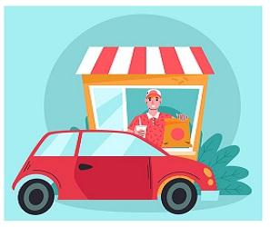 Restaurant/Cafe/Coffeeshop/Takeaway Foods